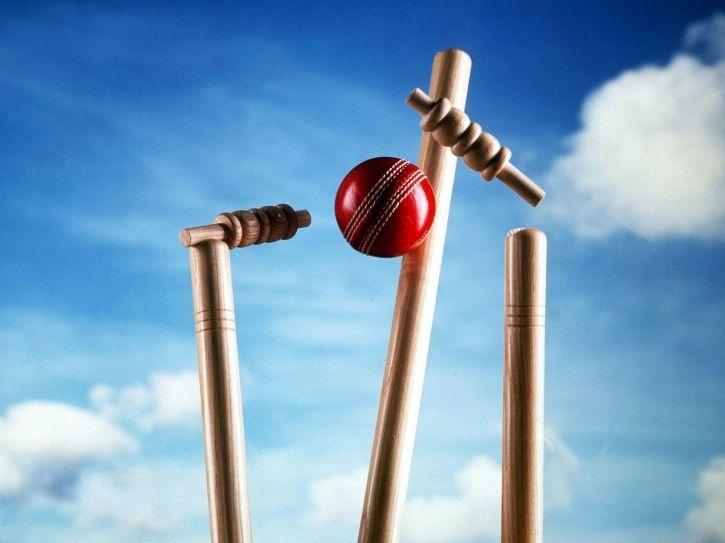Tripura were bowled out for 35