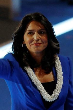 Tulsi Gabbard Hindu Congresswoman Democrat White House Presidential elections