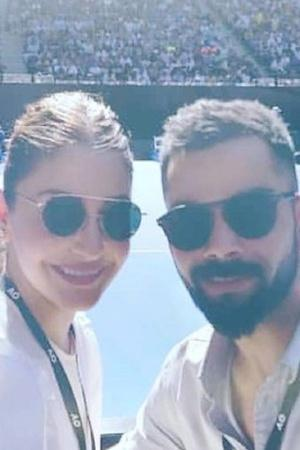 Uri Gets Leaked Online ViratAnushka Attend Australia Open 2019 More From Entertainment