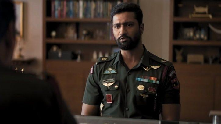 Vicky Kaushal shared how he prepped up for his role in Uri The Surgical strike, how he gained 15kgs