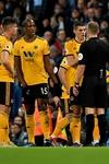 Willy Boly got a red card