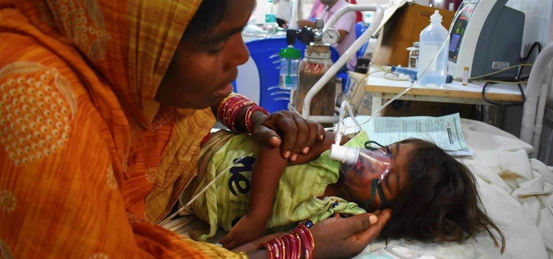 176 Children Died In Bihar Due To Encephalitis & Poor Healthcare System; 872 Cases Reported