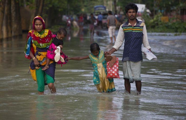 Abhineet Mishra on Assam floods.