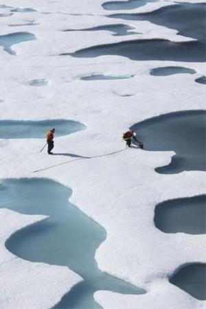 Arctic heatwave