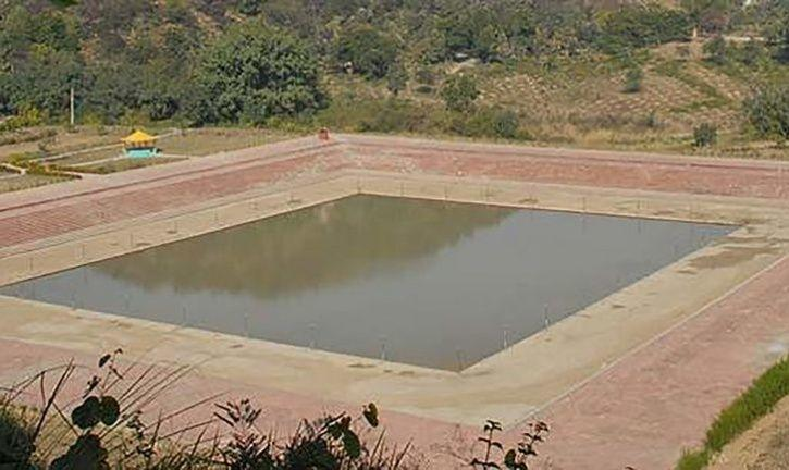 ati badri saraswati river