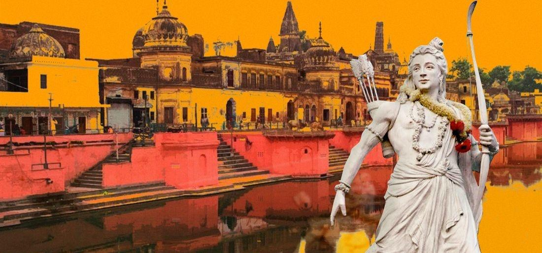 Ayodhya May Get World's Tallest Statue But Employment, Healthcare ...