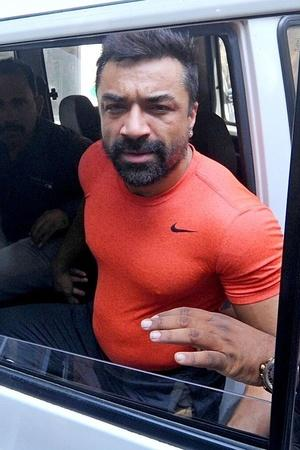 Bigg Boss Fame Ajaz Khan Arrested For Controversial TikTok Video Police Call It Communal