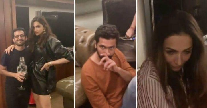 Bollywood stars drugged: Video From Karan Johar's Party Causes Uproar In The Political World