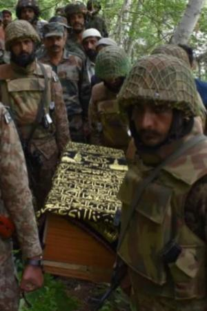 Boys Dead Body Floats From PoK To India Army Officials Break Border Protocol For Handover