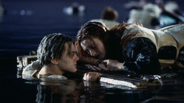 Brad Pitt Teases Leonardo DiCaprio About The 'Titanic' Door Controversy & It's Hilarious