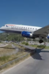 British airways landing