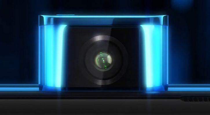 Camera edge lighting K20 Pro
