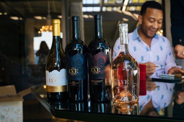 Celebrity alcohol brands: John Legend