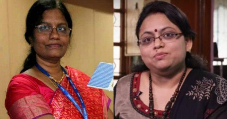 chandrayaan 2, Muthayya Vanitha, Ritu Karidhal, ISRO Women, Women scientist, India women, ISRO