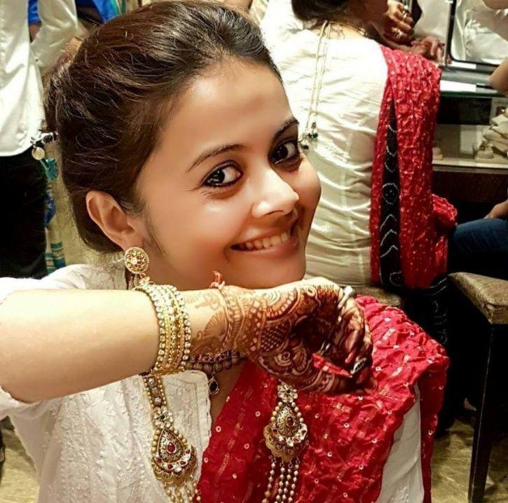 Devoleena Bhattacharjee in Bigg Boss 13.