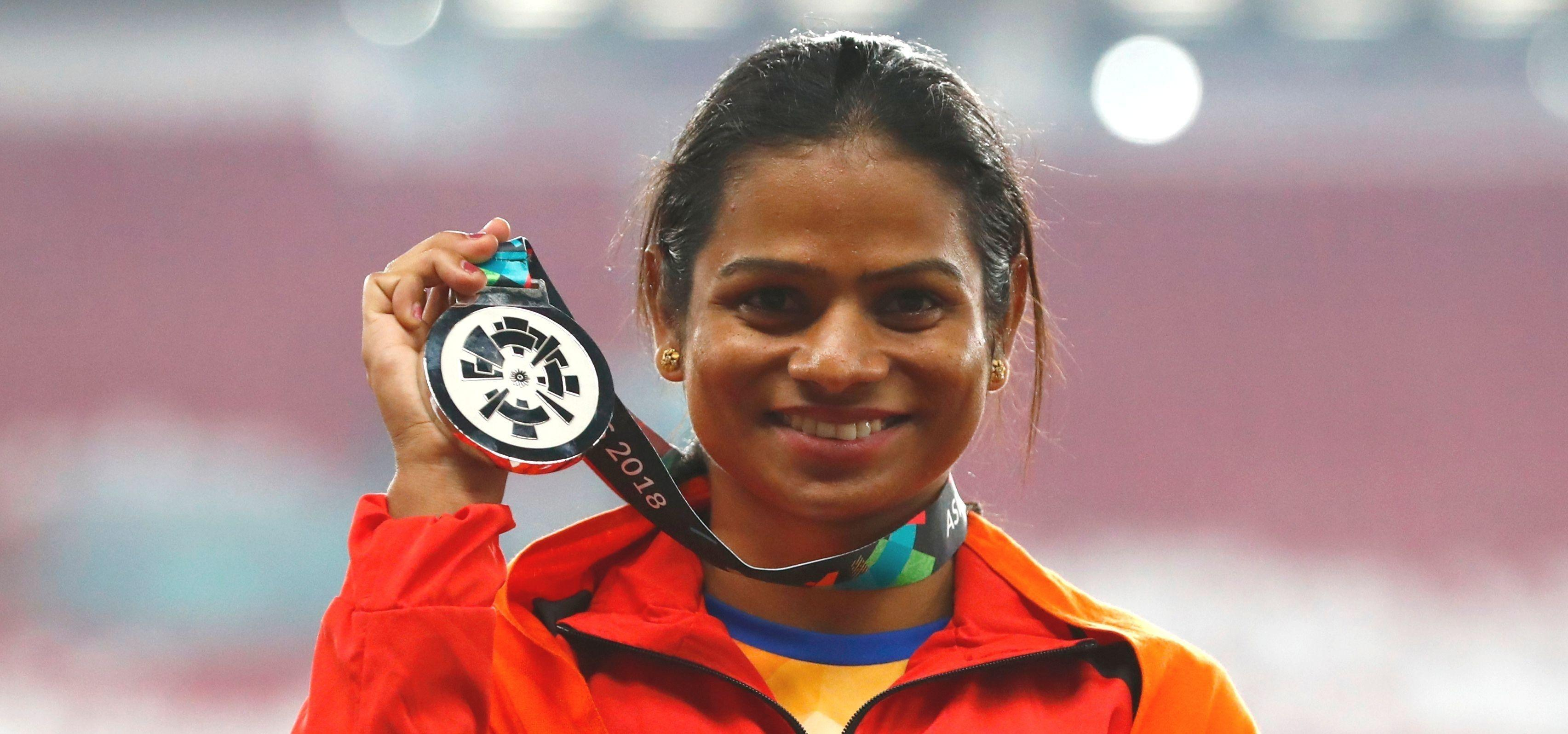 Dutee Chand is a fighter