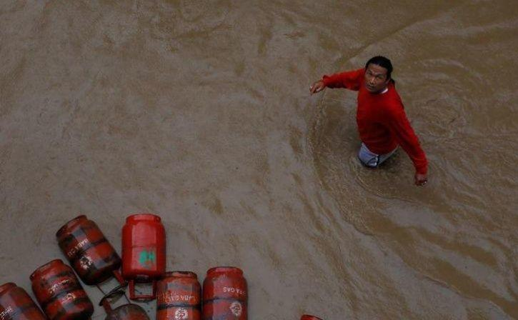 Flood In Nepal