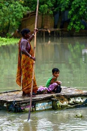 Flood Situation In Assam Worsens As 63000 People Affected And 143 Villages Under Water