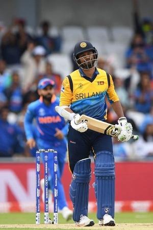 India are facing Sri Lanka