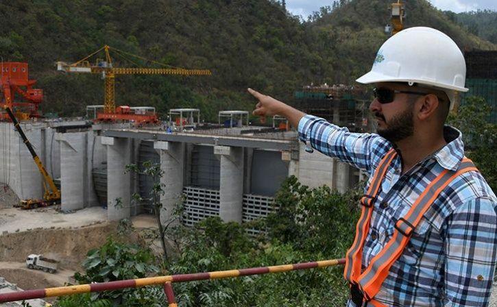 Indias Largest Hydropower Plant