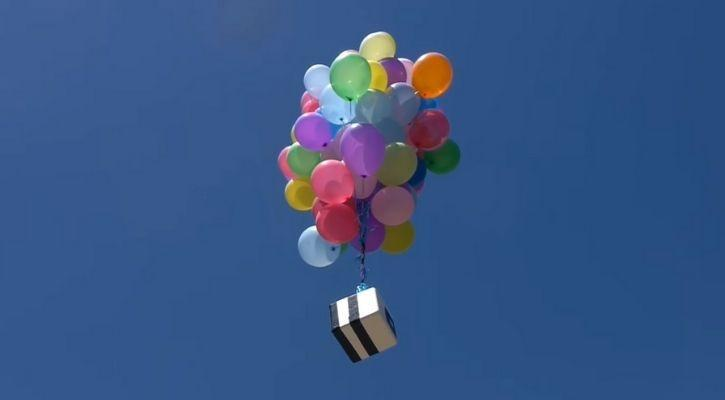 iPhone Balloon