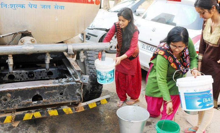 Jaipur Water Crisis