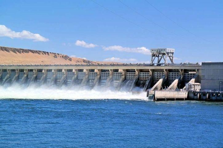 Meghalaya Umiam Dam