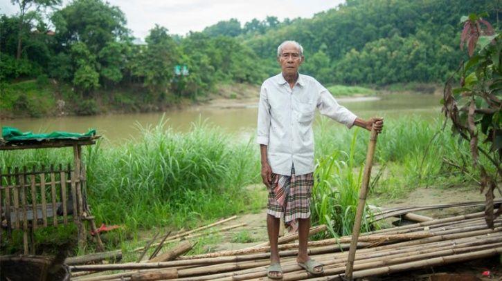 Mizoram flood