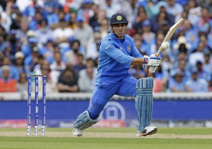 MS Dhoni is 38