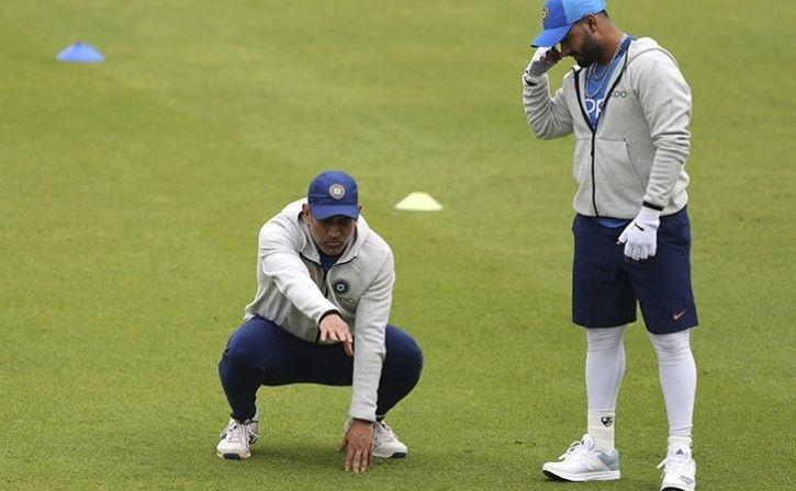 ms dhoni new role in team india