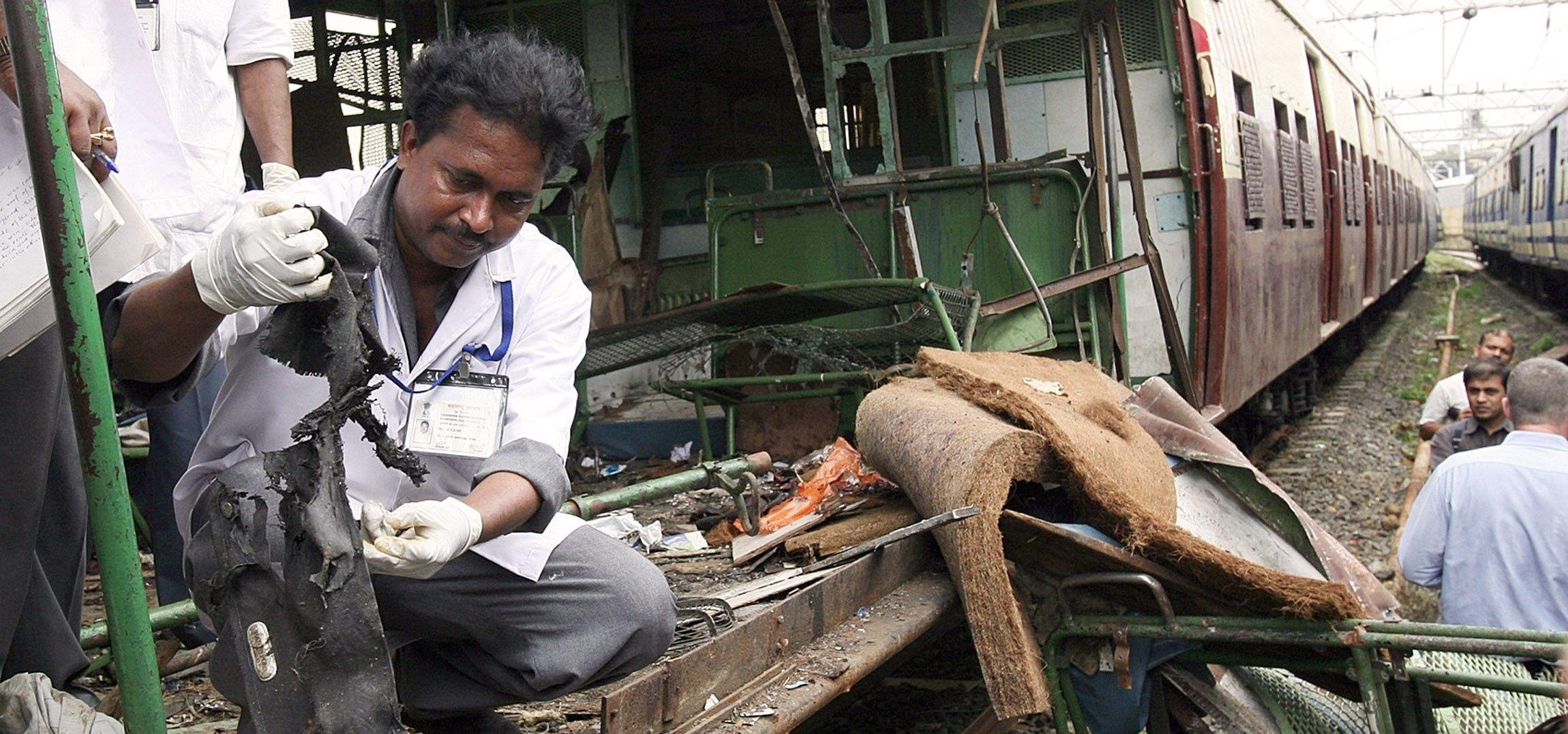 Mumbai Train Blast 2006