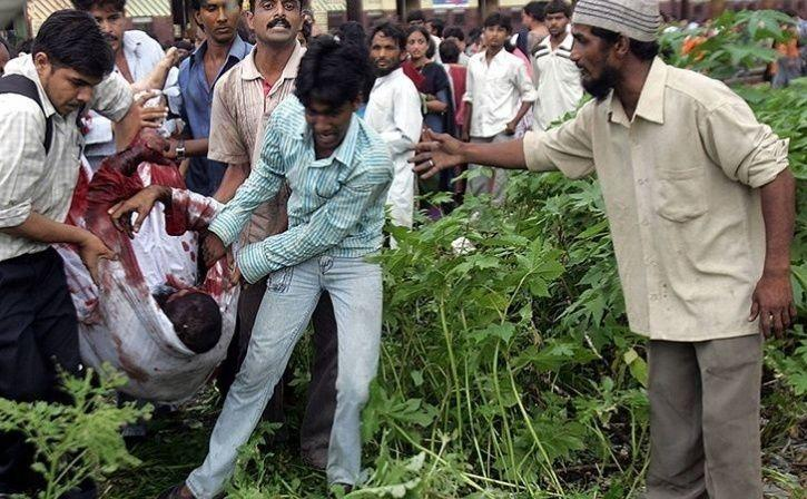 mumbai train bombing