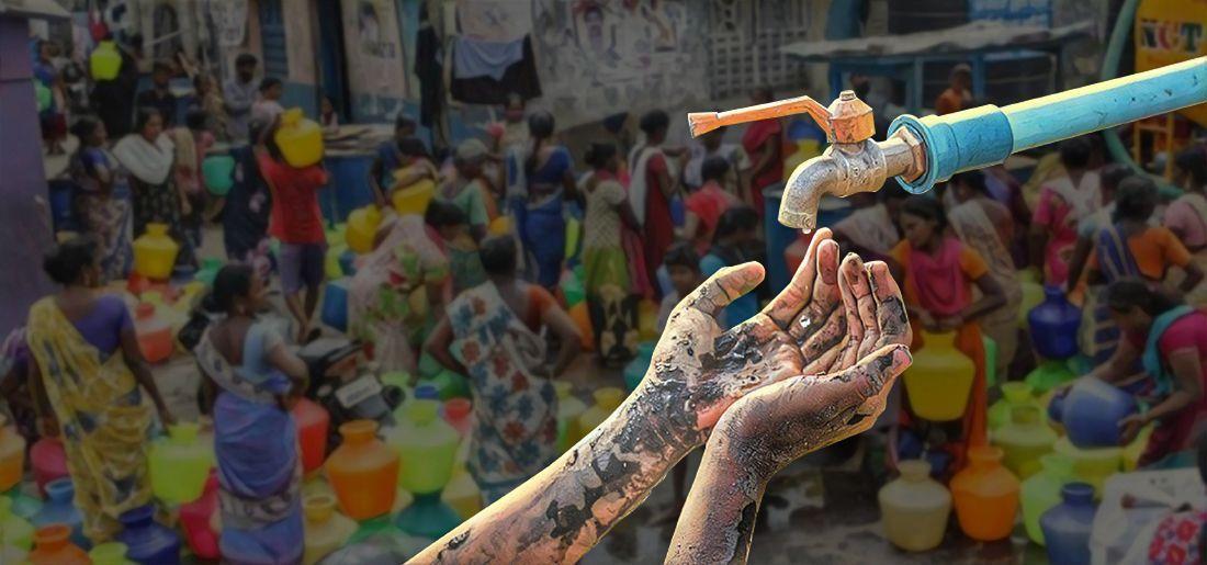 Nagpur Drought