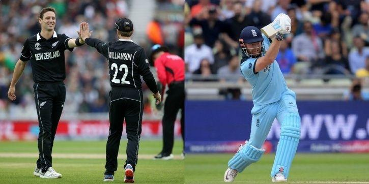 New Zealand take on England