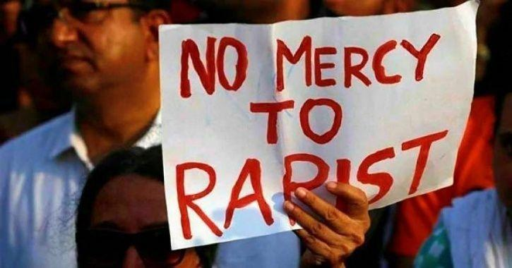 No mercy for rapists, rape
