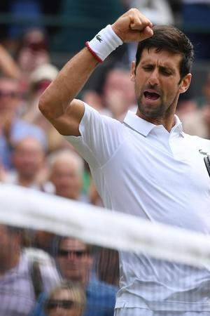 Novak Djokovic has 16 Grand Slams