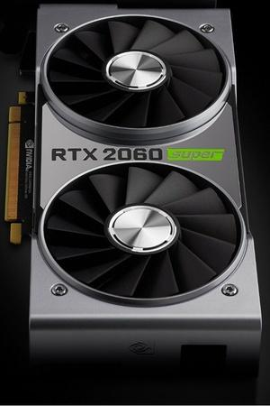 NVIDIA GPU Nvidia Nvidia GeForce RTX 2060 SUPER Nvidia GeForce RTX 2070 SUPER GeForce RTX 2080 S