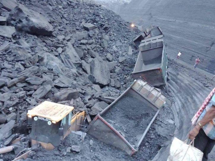 Odisha Coal Mine