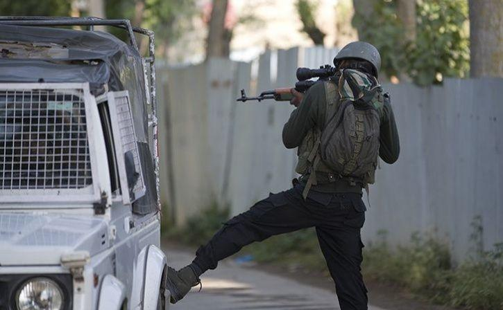 Pakistani JeM Terrorist