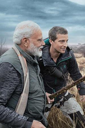 PM Modi Bear Grylls Man Vs Wild
