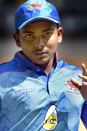 Prithvi Shaw Ban For Eight Month