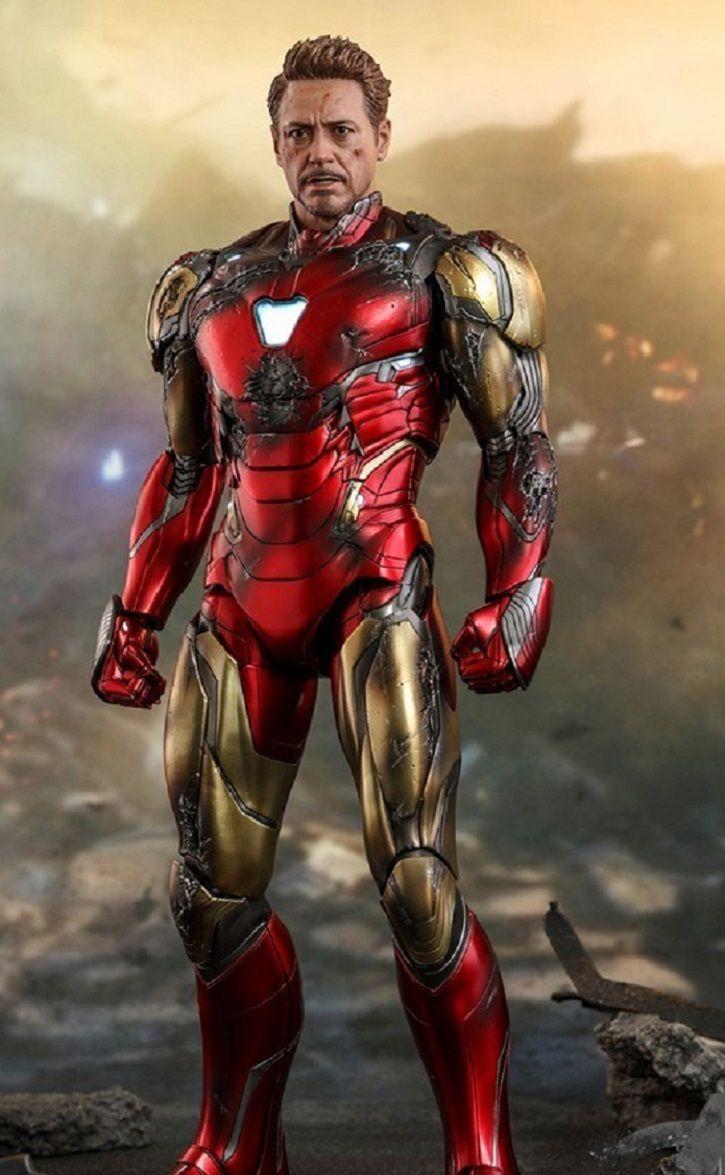 Robert Downey Jr Has A Heartbreaking Story Behind Endgame Iron Suit & It's Making Us Sob Again