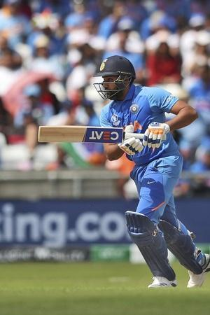 Rohit Sharma is in great form
