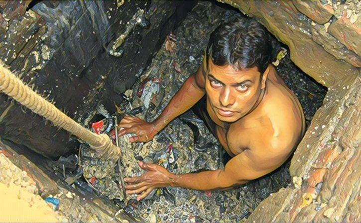 Sewer Deaths Continue To Happen As 3 UP Labourers Die