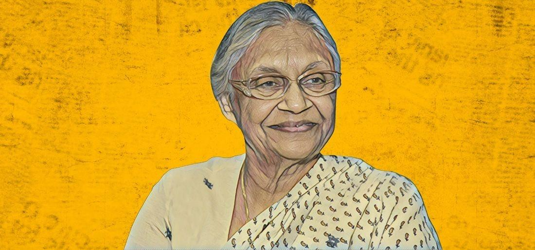 Sheila Dikshit Journey