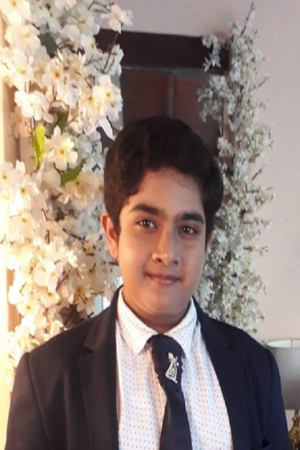 Shivlek Singh