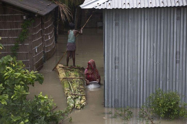 Stand up comedian Abhineet Mishra on Assam floods.