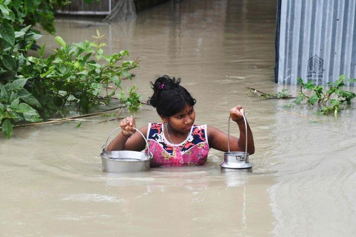 Stand-up comedian Abhineet Mishra on Assam floods.