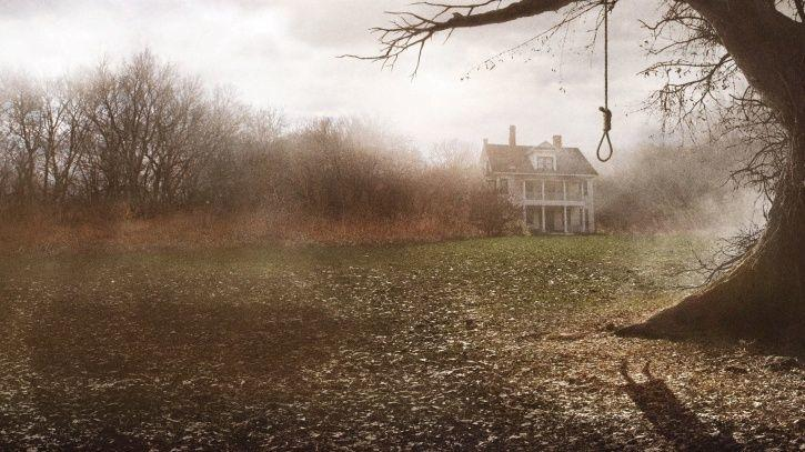 The Conjuring house.