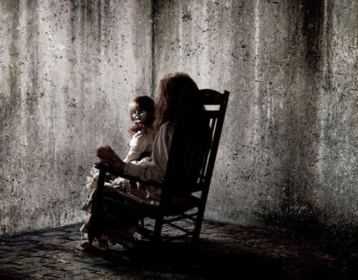 The Conjuring was inspired by a real-life haunted house.